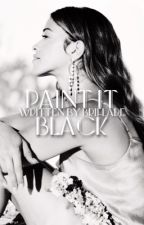 Paint It Black ➻ Sam Uley by BriFlare