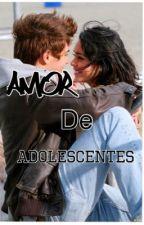 Amor de adolescentes by Marielys00