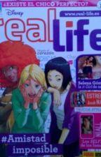Revista Real Life N°1 by albiauryner