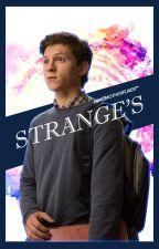 Peter Parker x reader : Strange's by nekomotherfuker