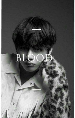 Blood    Kim Taehyung by sqishychims