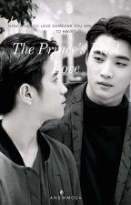 The Prince's First Love by Wennixcrazyworld
