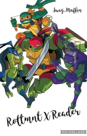 ROTTMNT X READER - -Kisses- Leo x Shy! reader - Wattpad
