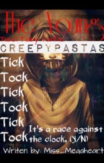 The Young Creepypastas (Ticci Toby x Reader)
