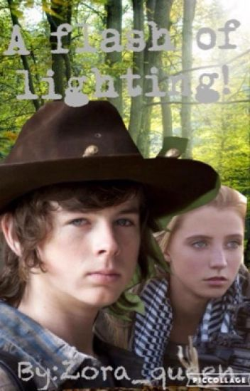 A Flash of Lightning! ( The Walking Dead FanFiction! A Carl Grimes Love Story! )