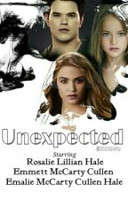 Unexpected || rosalie hale || by kyyrraa