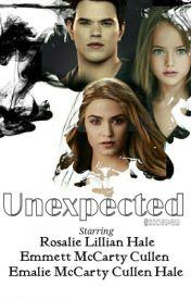 Unexpected    rosalie hale    by kyyrraa