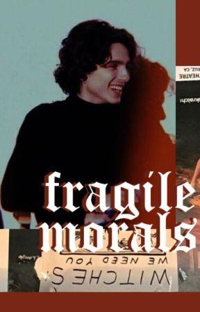 fragile morals ━ (alec volturi) by sectumsirius