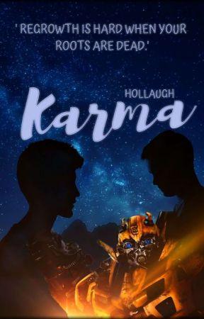 Karma ⇝ Bayverse by Hollaugh