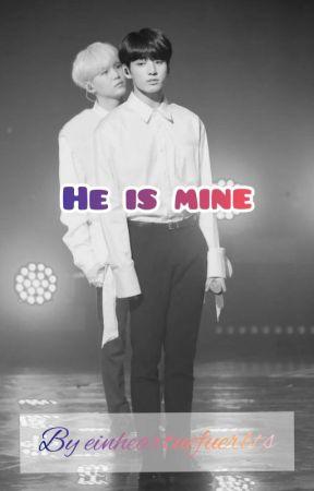 HE IS MINE ~ YoonKook by einhearteufuerbts