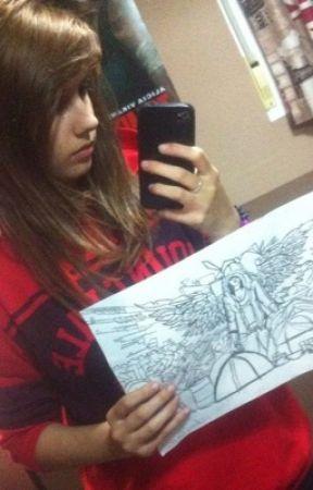 Mis dibujos (Dibusmania) by _clara_croft_