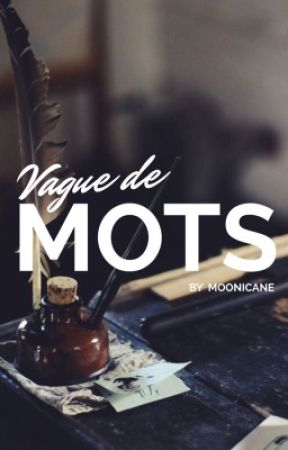 Vague de mots by moonicane