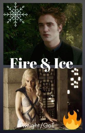 Fire & Ice by insaneredhead