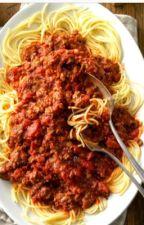 Spaghetti catastrophe  by Jazzynails