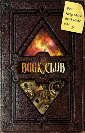 Keep Calm and Write On Book Club