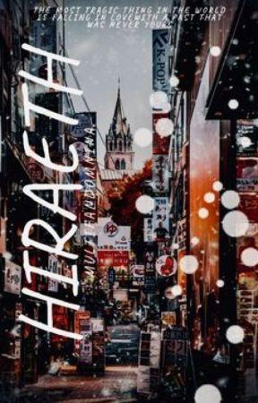 Hiraeth (fiction awards shortlisted!) by MultifandomNina