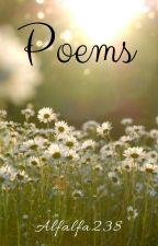 Poems by Alfalfa243