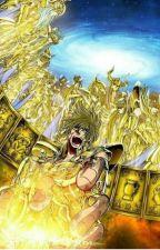 ISSEI: El legado de los dorados by sebashielo