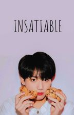 Insatiable || Jeon Jungkook by sqishychims