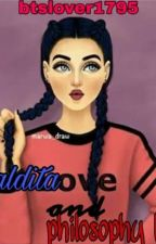 Maldita And Philosophy Lines [Completed] by btslover1795