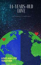 14-years-old love by annlirman