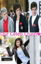 Our celeb crush (One Direction Fan Fiction) by LiveLifeLaughLots