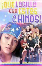¡Que ladilla con éstos chinos! ⟩⟩• BTS by rmin1340