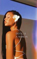 devil is a woman | bwwm  by haydensgf
