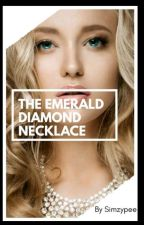 The Emerald Diamond Necklace by simzypee
