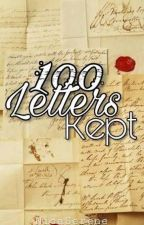 100 Letters Kept by NicaSerene
