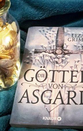 Der Gott der List (Die Götter von Asgard FF) by BlueS1ren