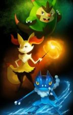 Pokemon Mystery Dungeon: The tale of Team Chrono! by Frost1The1Eevee