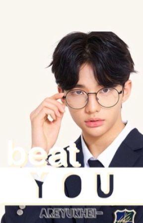 beat you ⇒ h. hyunjin by areyukhei-
