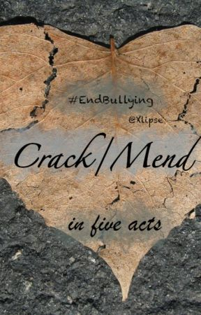 #EndBullying Contest - Crack/Mend by Xlipse