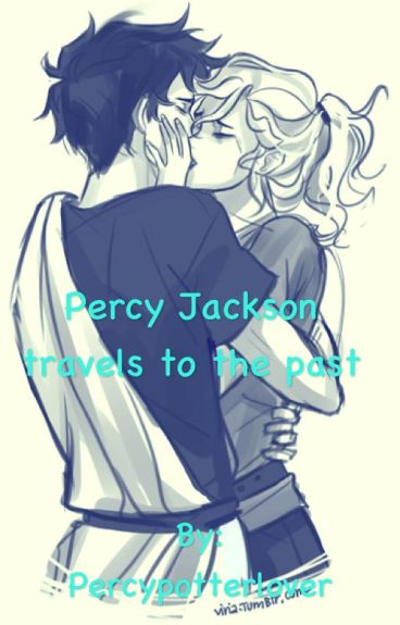 Percy Jackson Travels to the Past