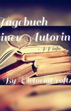 Tagebuch einer Autorin + FF info by VictoriaCroft1