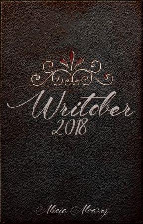 Writober 2018 by AliRosalys