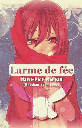 Larme de fée by Macchan-Lunatica