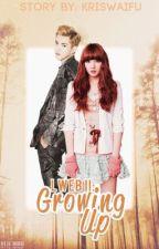LWEB Book 2: Growing up by Kriswaifu