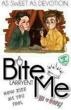 Bite me // stylinson by loveubluelou