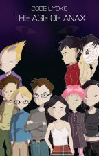 Code Lyoko - The age of ANAX by _pcem_