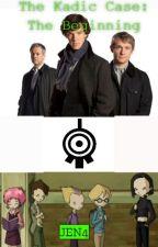 The Kadic Case: The Beginning | BBC Sherlock and Code LYOKO Crossover by JEN4216