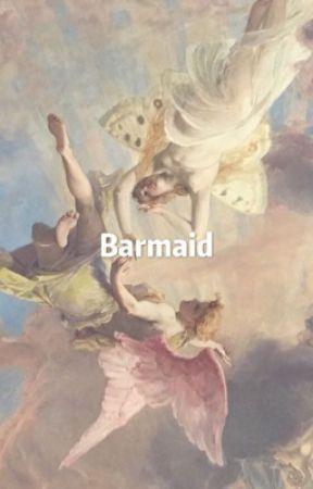 Barmaid; Seulrene by jaimtesyeux