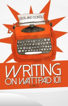 Writing on Wattpad 101 by LittleBlueLupe
