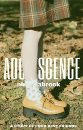 [C.S] ADOLESCENCE by nirvanabrook