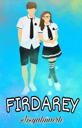FIRDAREY by Aisyahumrh