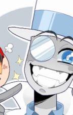 Paperhat smut: Slug X White Hat by DeadlySerphant