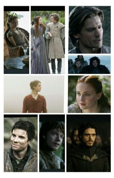 The Starks (a game of thrones fanfic)