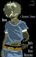 BNHA by TomuraShigaraki-