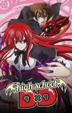Highscool dxd X Male Black Death Dragon Reader  by -Jotaro-Kujo-